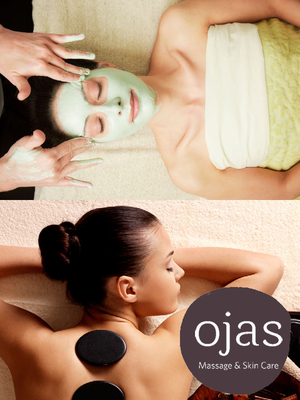 Ojas Massage & Skin Care logo