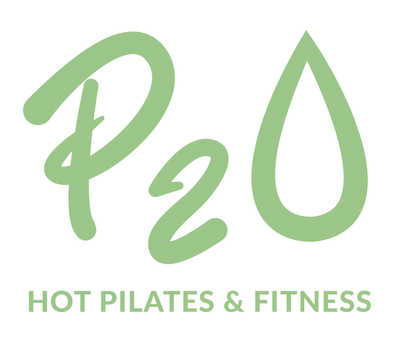 P2O Hot Pilates & Fitness logo
