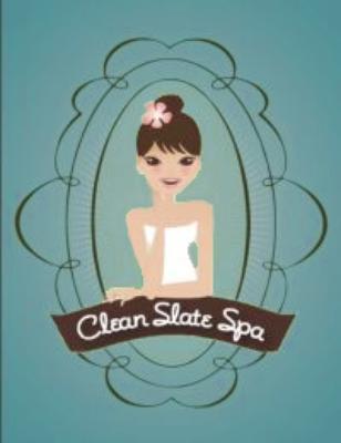 Clean Slate Spa logo