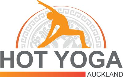 Hot Yoga Auckland Logo