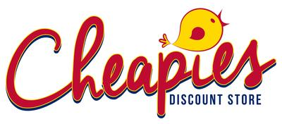 Cheapies Discount Store logo