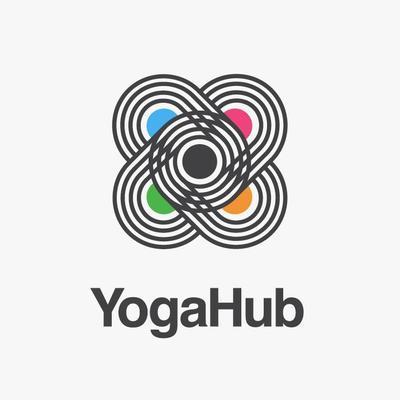 YogaHub logo