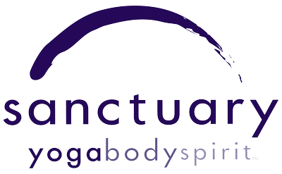Sanctuary for Yoga, Body and Spirit logo