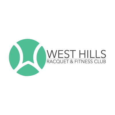West Hills Racquet and Fitness Club logo