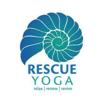 Rescue Yoga logo