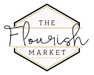 The Flourish Market's Perks Program logo