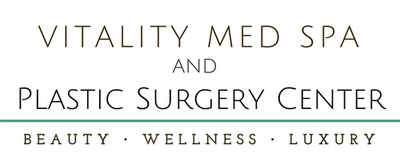 Vitality Med Spa and Plastic Surgery Center logo