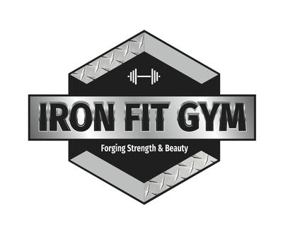 Iron Fit Gym logo