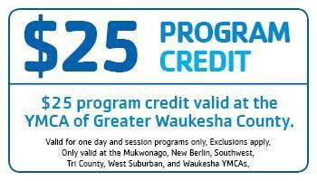 YMCA of Greater Waukesha County - Perks