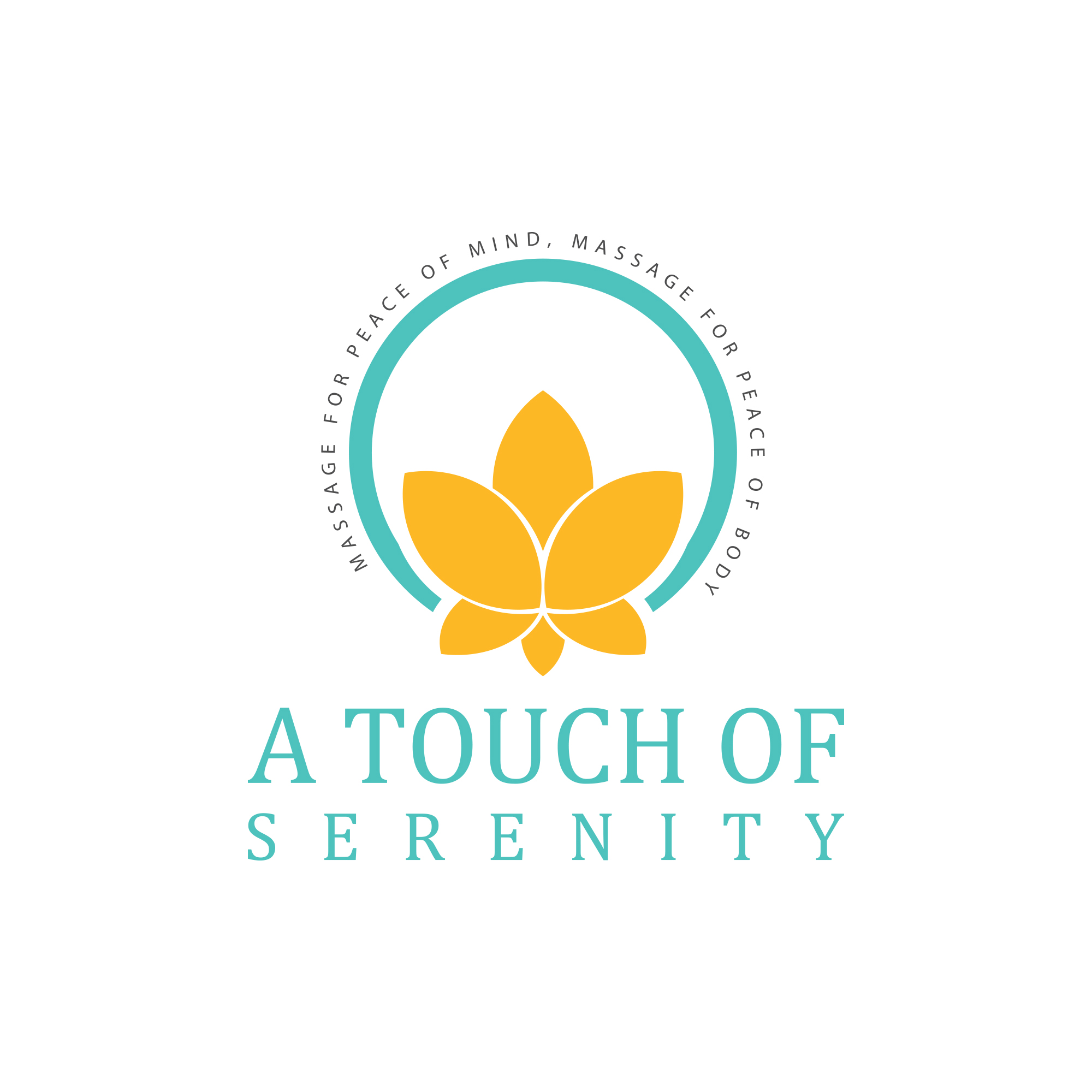 A Touch of Serenity logo