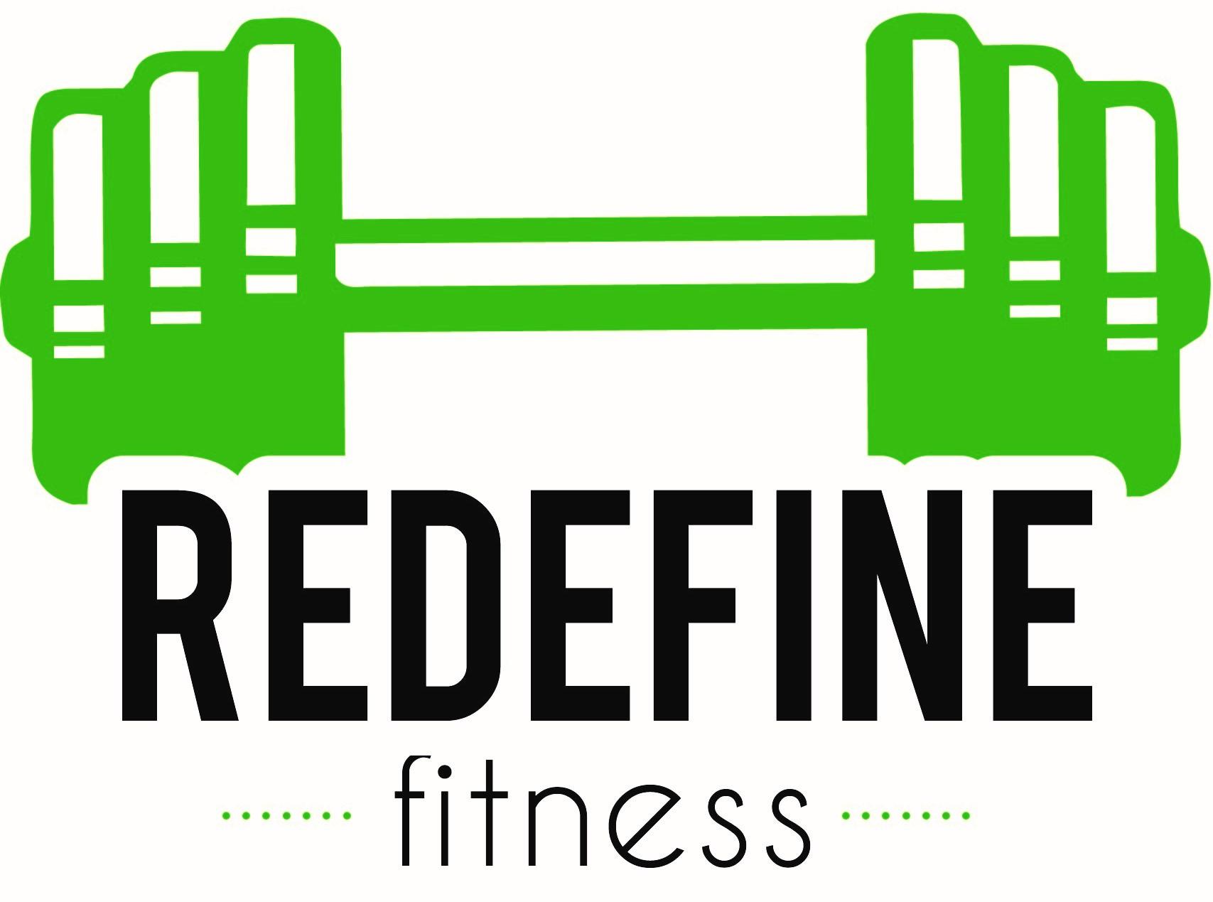 Redefine Fitness logo