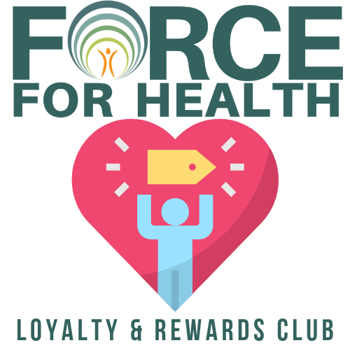The Force for Health® Rewards Club logo