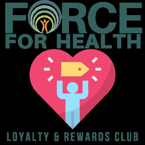 The Force for Health® Rewards Club logo